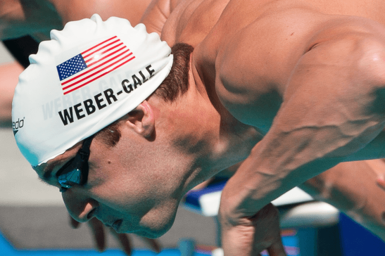 Olympian and Athletic Foodie Garrett Weber-Gale to Compete at Maccabiah Games