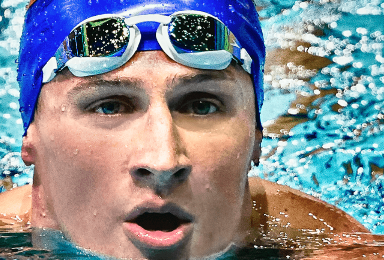 Ryan Lochte Talks about Returning to Competition in 2013