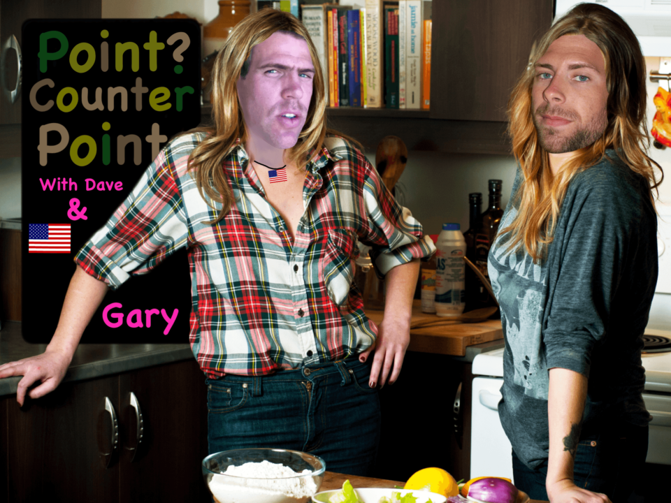 Dave and Gary…Talk About Stuff