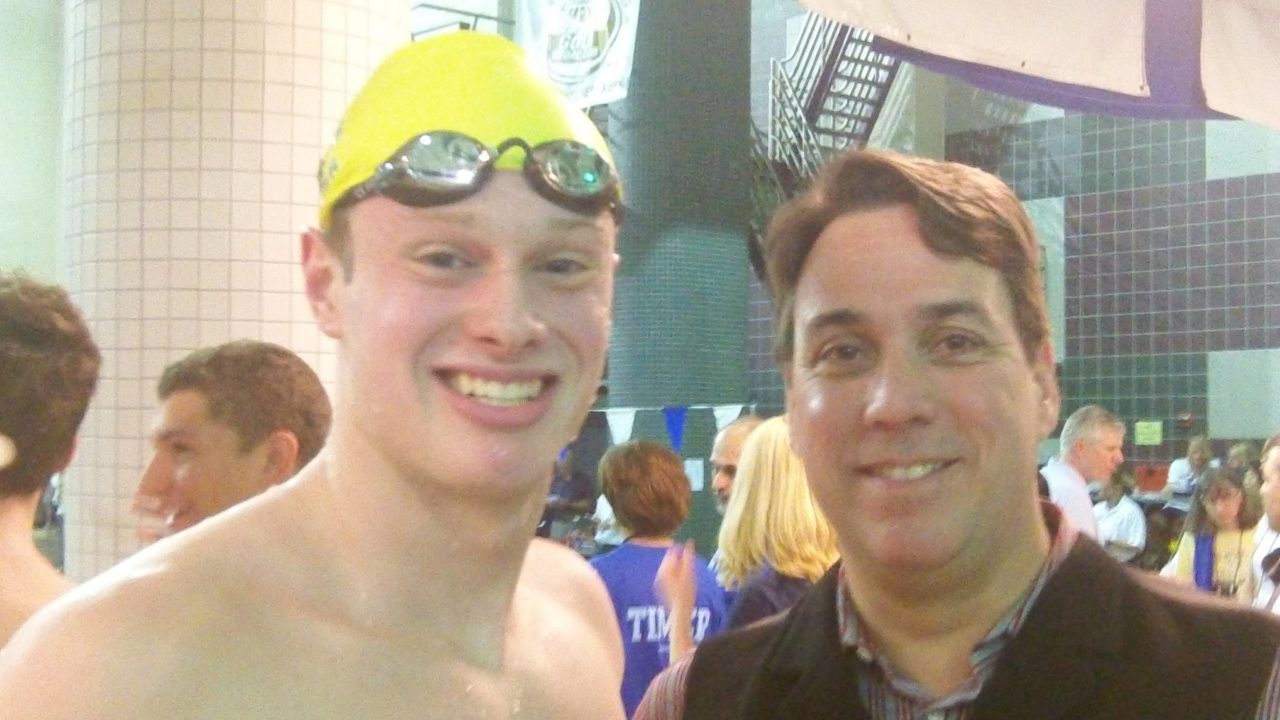 Video: Jack Conger Meets Jeff Kostoff After Breaking 30-Year Old Record