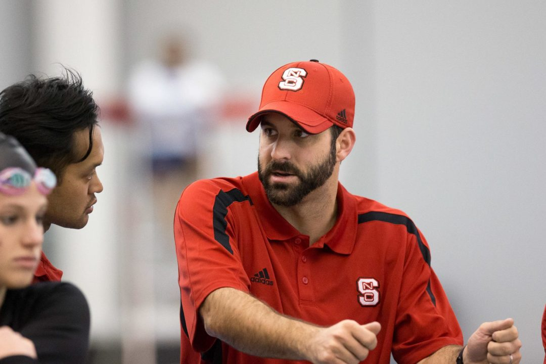 North Carolina State Coach Braden Holloway Talks Recruiting