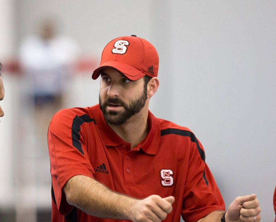 Competitor Coach of the Month: Braden Holloway, NC State