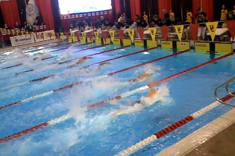 CIS Swimming – 1 Minute Pool Deck Walk