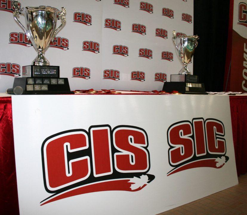 CIS Swimming Championships Day 3 Finals *Live Recap*