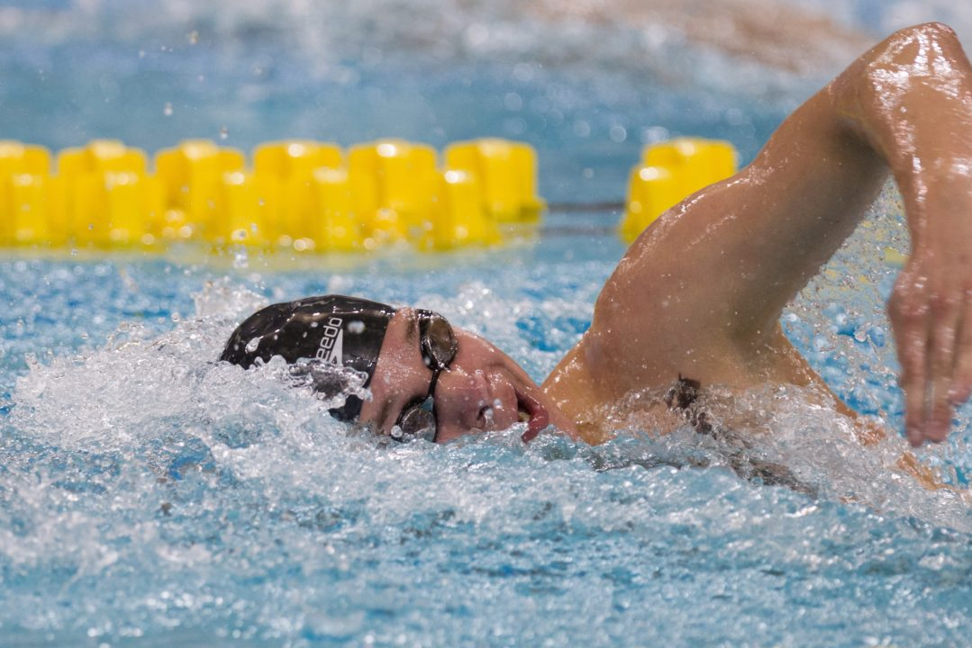 Virginia Makes Its Move on Day 2 Prelims at 2013 Men's ACC Championships