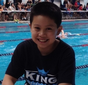 Ethan Dang Adds 10 & Under SCY 100 Breaststroke NAG Record to Resume