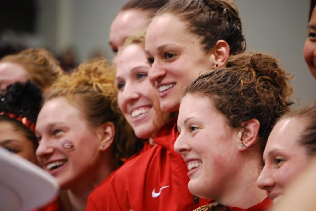 Scoring Out the 2013 NCAA Women's Championship Psych Sheets