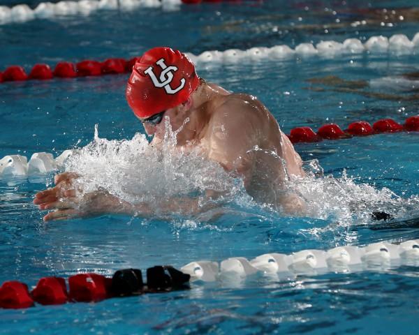Jason Block, CIS Swimming Championships presented by Team Aquatic Supplies (Swim Photo Credit: David Moll / University of Calgary)