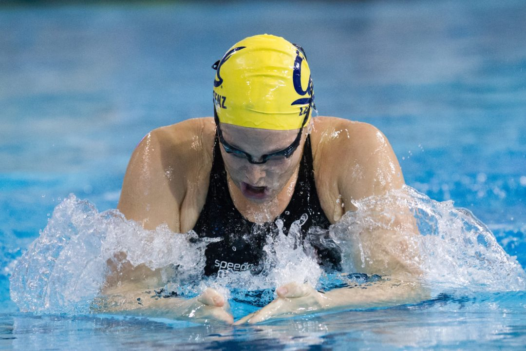 Stanford, Cal, USC Neck-and-Neck After Day 2 Prelims at Pac 12 Championships