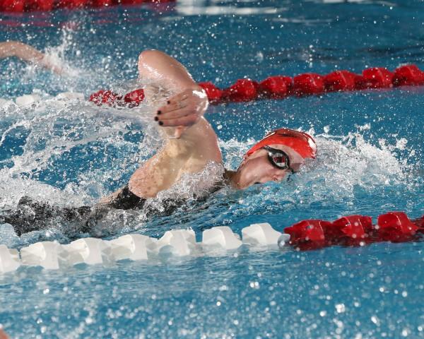 Lindsay, Delmar, CIS Swimming Championships presented by Team Aquatic Supplies (Swim Photo Credit: David Moll / University of Calgary)
