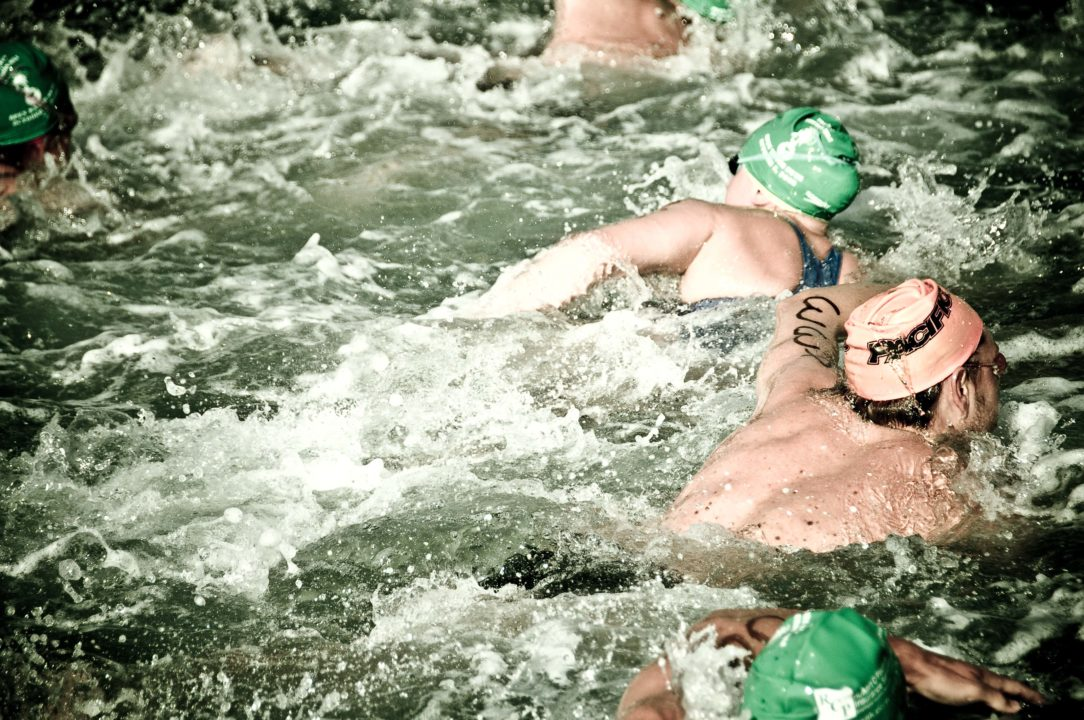 Finding Pace in Open Water Swimming