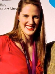 Missy Franklin, 5-time Olympic Medalist
