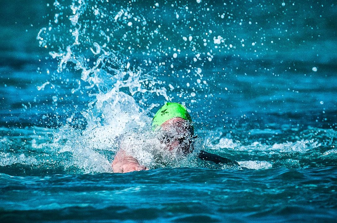 Interview: Australian 10K Open water Swimming Champ Rhys Mainstone