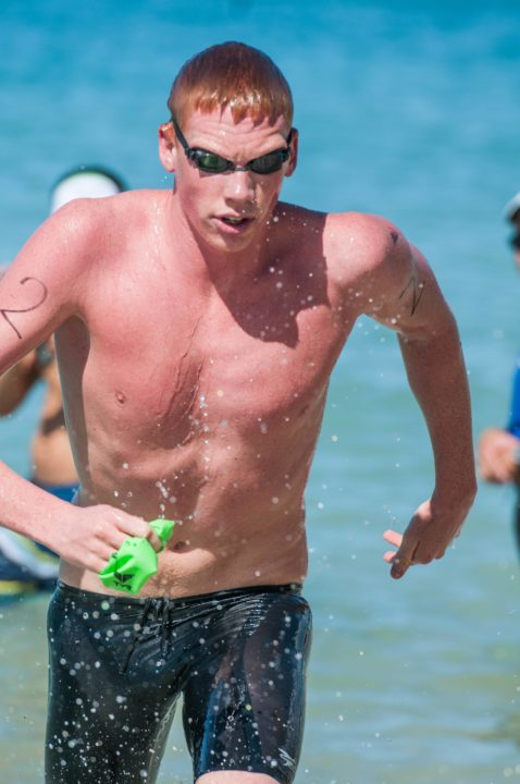 Aussie Open Water Swimming Selection Event this weekend