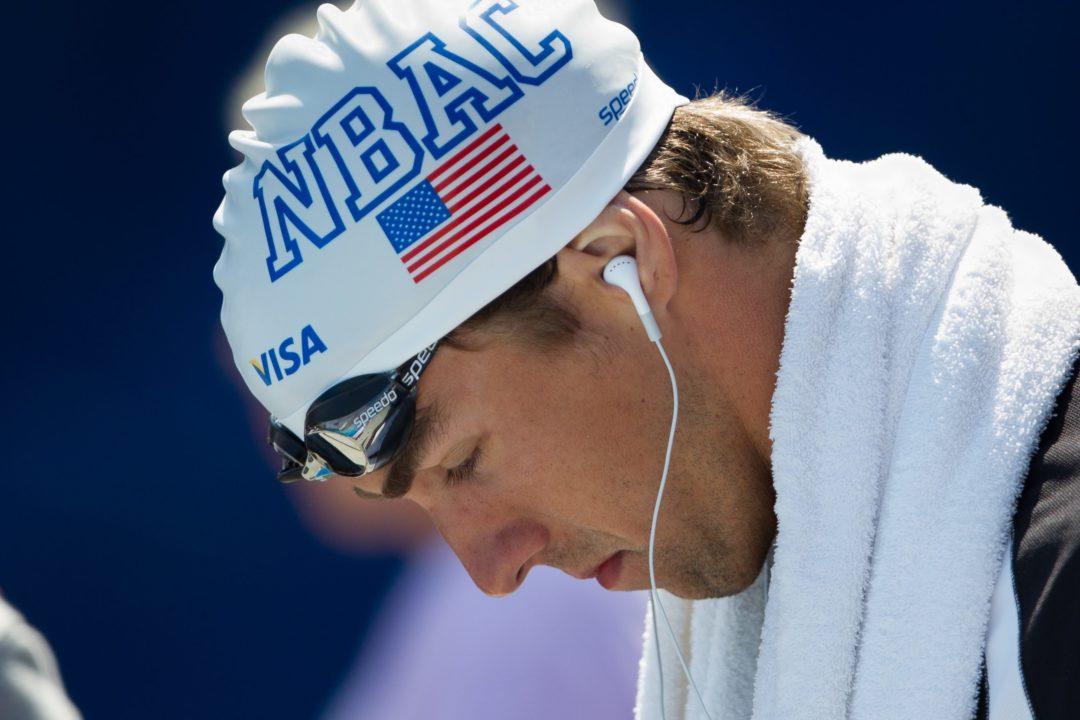 "A ""Coach's Eye"" On Michael Phelps' Comeback"