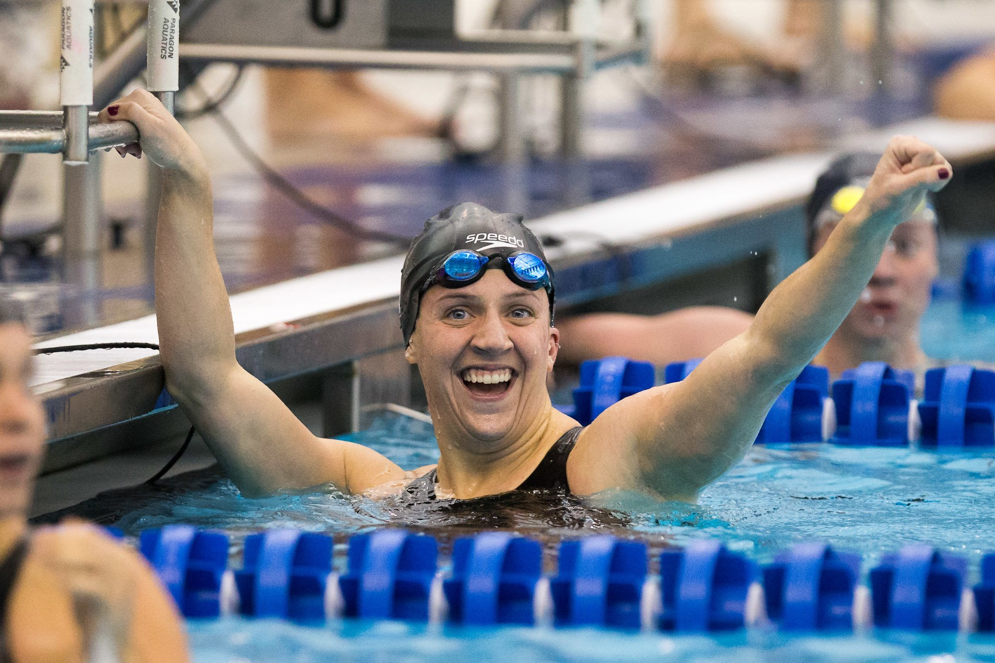 Virginia Wins Just 2 Events, Still Pushes Lead Past 200 ...
