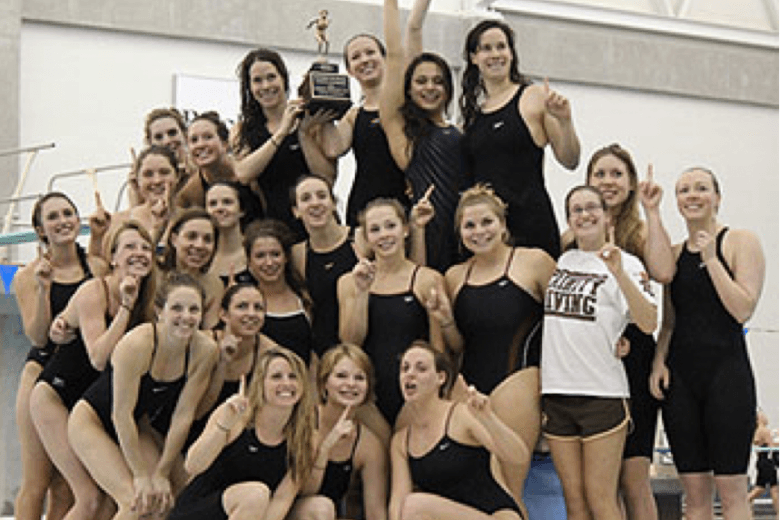 Trinity University Swimming Lip Dub, California Girls