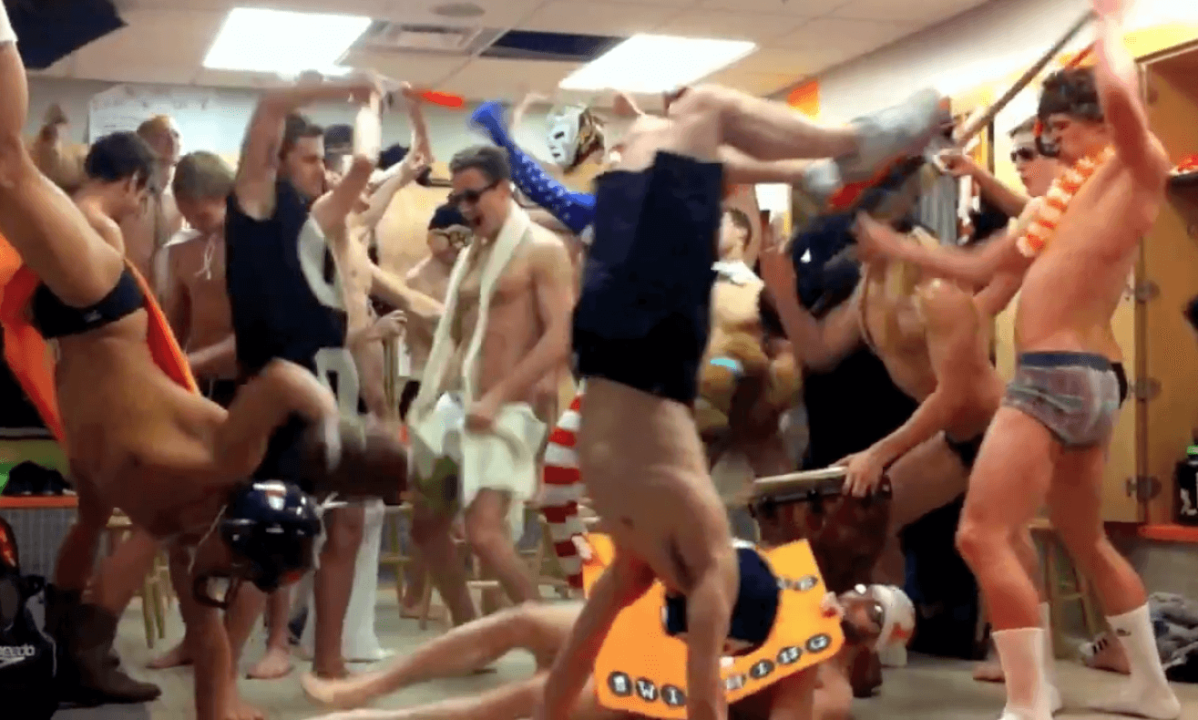 Tennessee Swimming Takes on the Harlem Shake