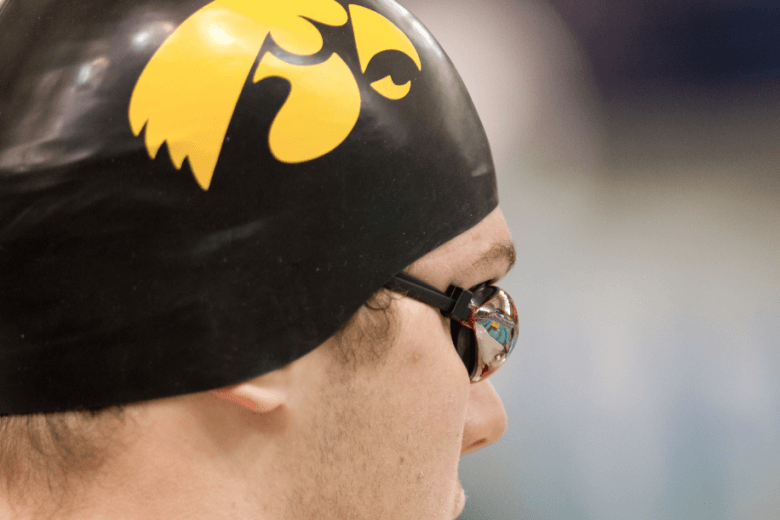 Iowa Men and Women Swimming and Diving Close Dual Meet Season with Wins