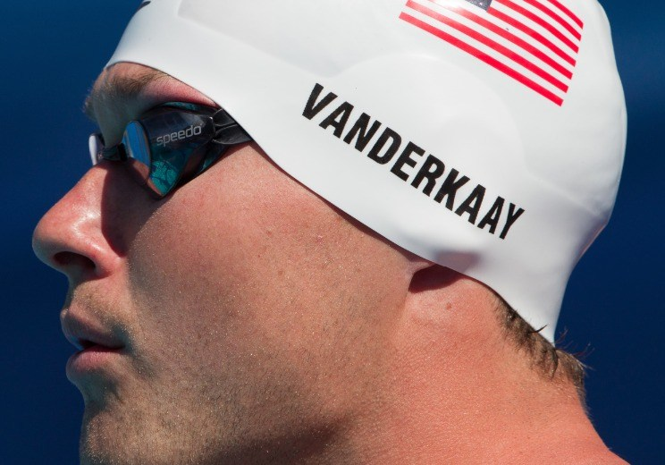 Peter Vanderkaay Announces Retirement (10 Q's with Josh Davis)