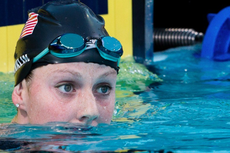 Olympic gold medalist Missy Franklin to Serve as the Swim for MS Ambassador