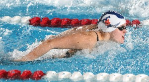 Canadian Jr. Champ Ainsley McMurray to Swim at University of Toronto
