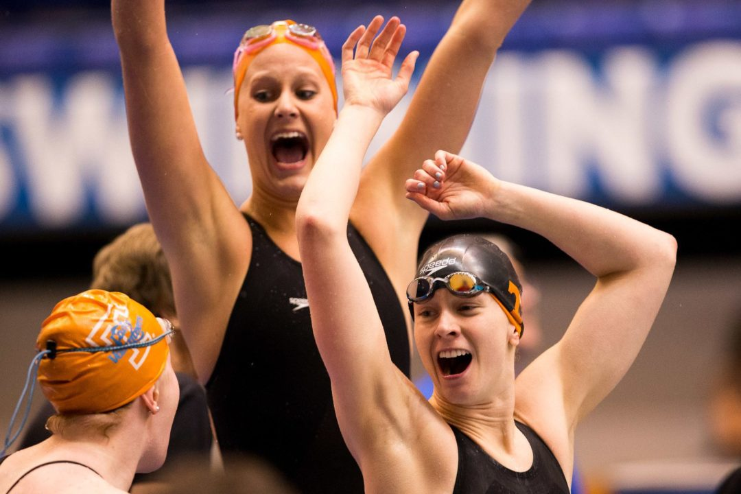 Orange is a Winner on Day 1 of the 2013 SwimSwam Pick 'Em Contest for Women's NCAA's