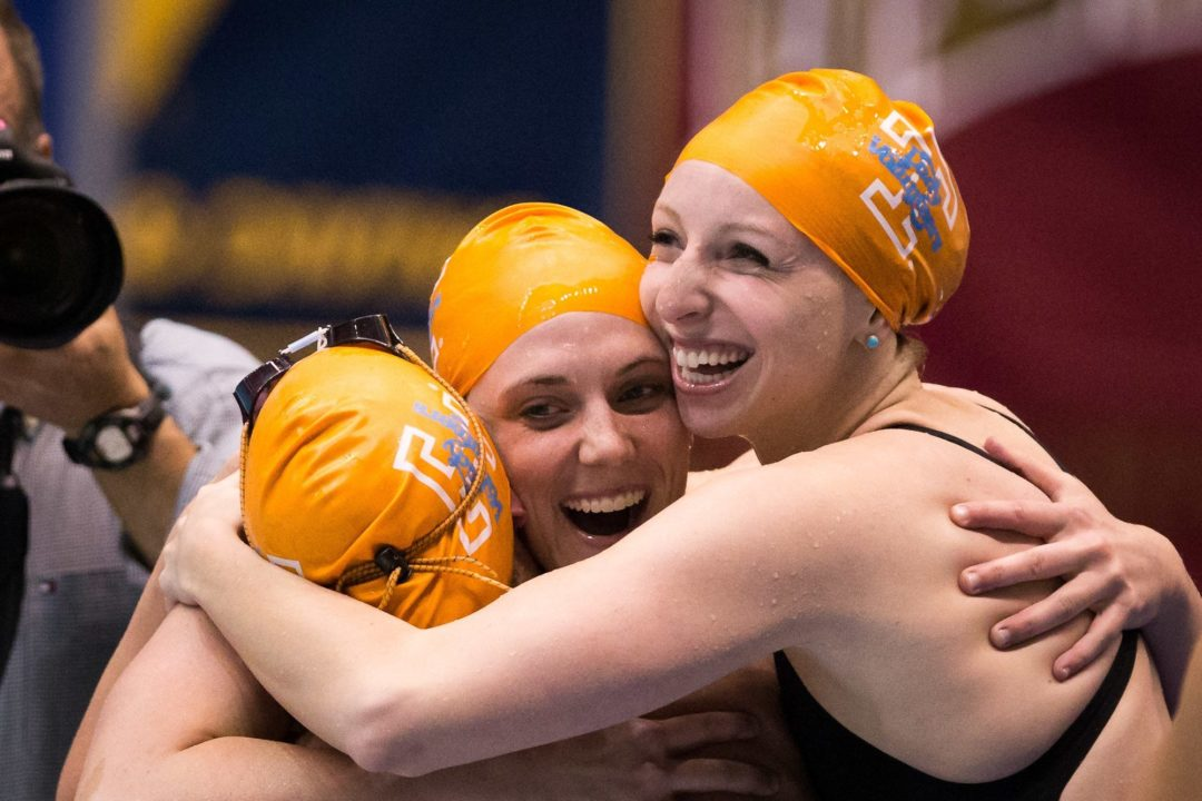 2013 Women's NCAA Swimming and Diving Day One, Photo Vault