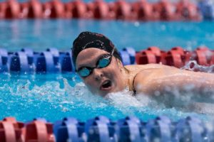 Race Video: Cammile Adams wins 200 Butterfly at 2014 US Nationals