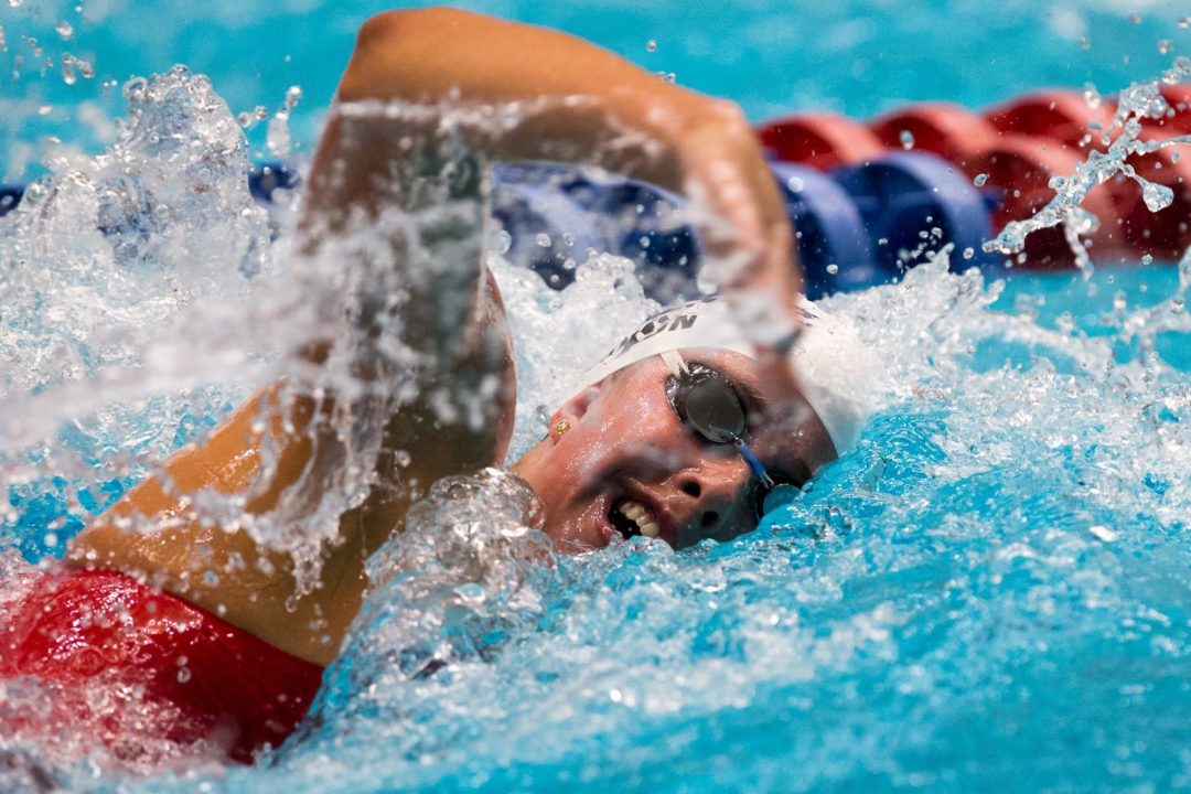 Brandon, Meyer in line for third wins on day 3 of Texas Invite