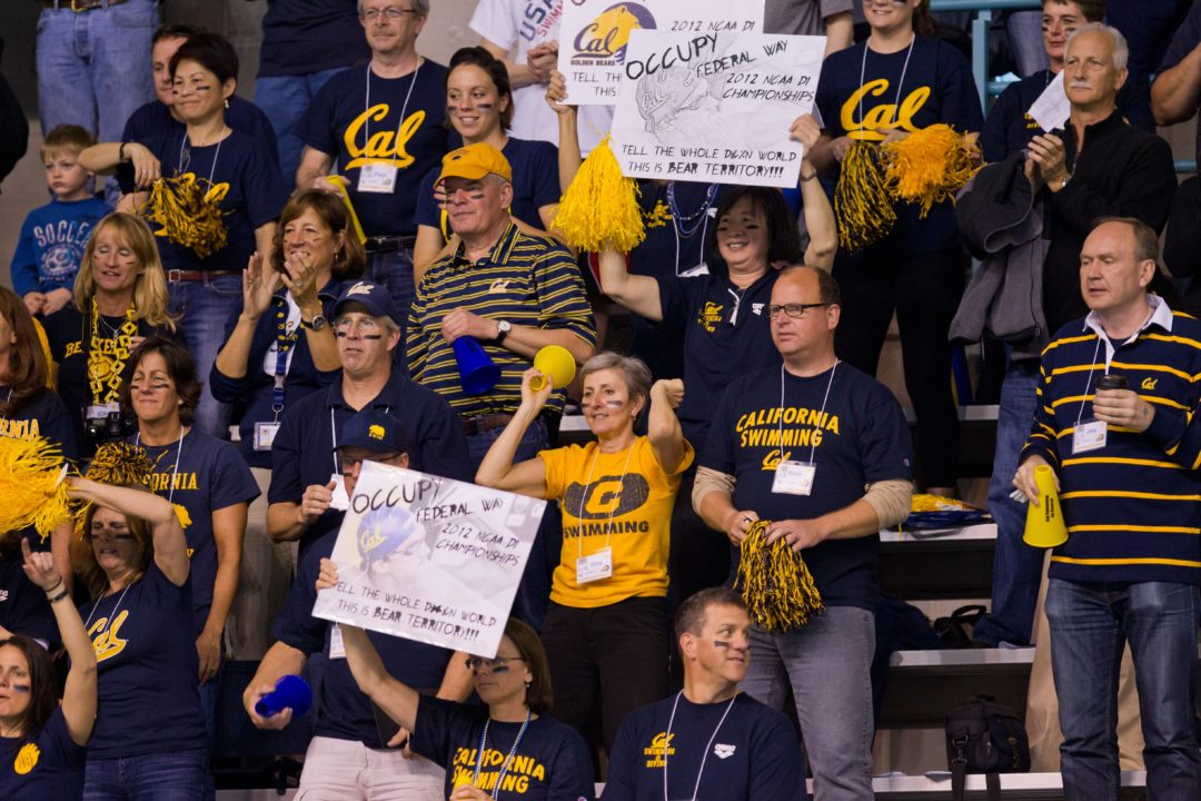 Cal Topples Stanford, Morozov sets pool on fire on final night of Pac-12s