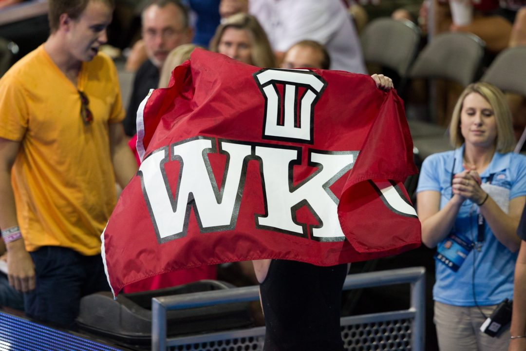 WKU Swim and Dive Hosts Hilltopper Open