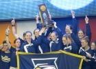 Emory Women Celebrate TeamChampionship