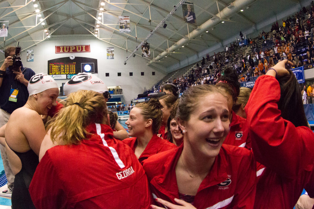 How Much Faster Are the 2013-2014 Division I NCAA Championship Qualifying Standards?