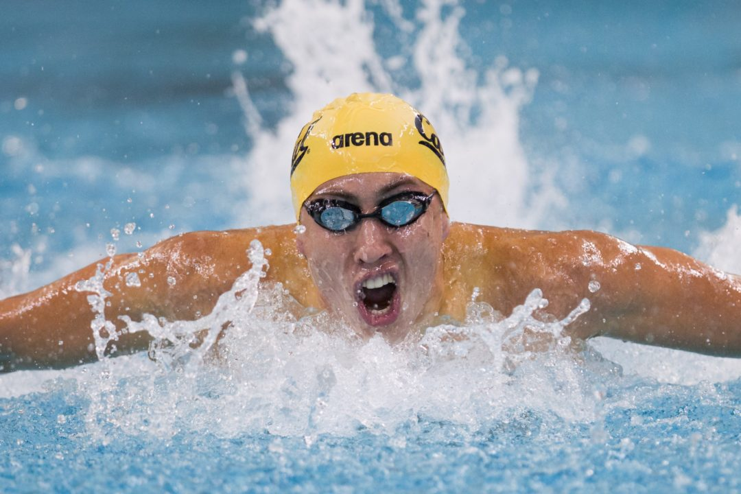 Cal Men Pick Up Two New Qualifiers at Last-Chance Meet (Full Last Chance Reports)