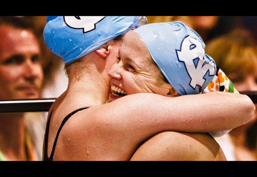 Two-Time Ohio Swimmer of the Year Commits to UNC