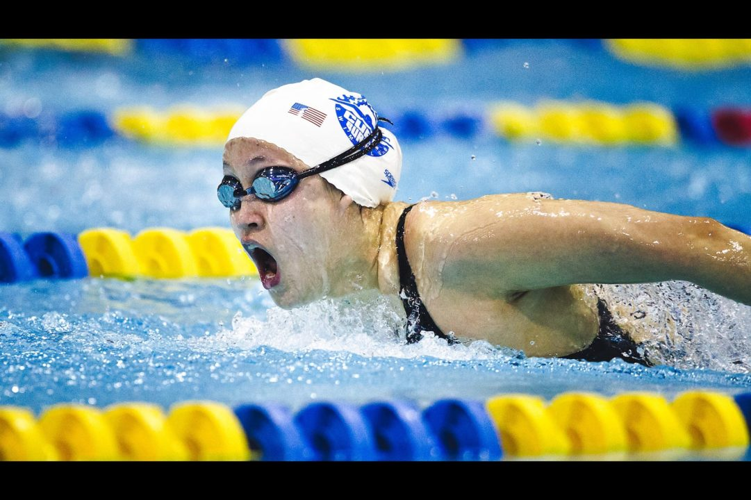 Andrew Seliskar Stomps 200 Breaststroke NAG Record; Avestruz Makes Her Name in Women's 100 Back Final