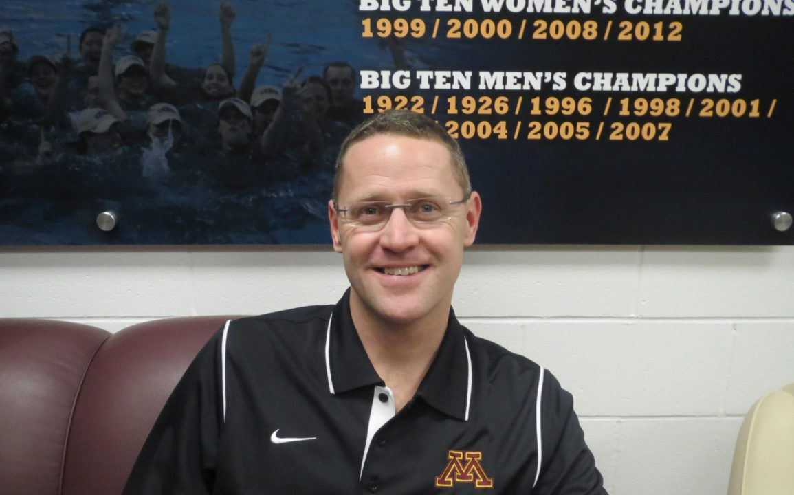 Pre NCAA Interview: Kelly Kremer, Head Coach Minnesota Gophers