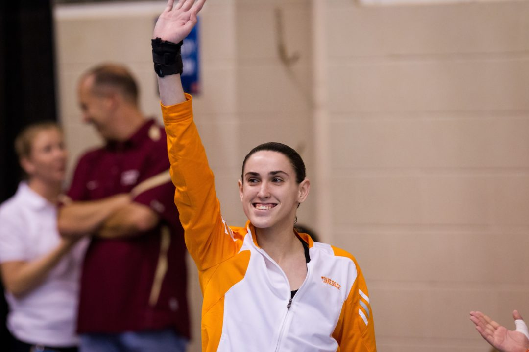 DIVING: Tori Wood (nee Lamp) Places 4th on Platform at Mexico Grand Prix