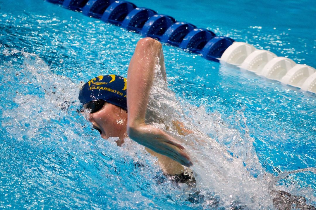 Clearwater's Matthew Hirschberger Crushes NAG Record to Open NCSA's