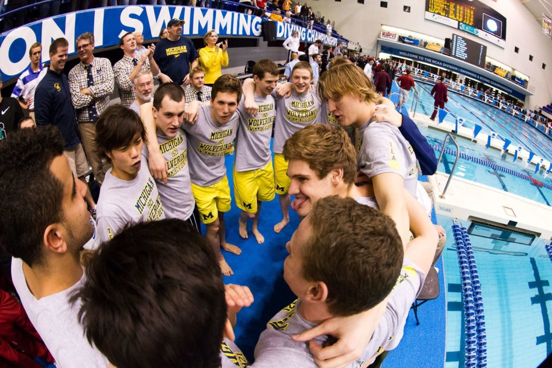 2013 Men's NCAA Swimming and Diving Day 3 Photo Vault