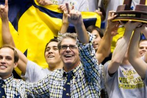 2013-2014 College Swimming Previews: #1 Michigan Men Need a Backstroker to Repeat