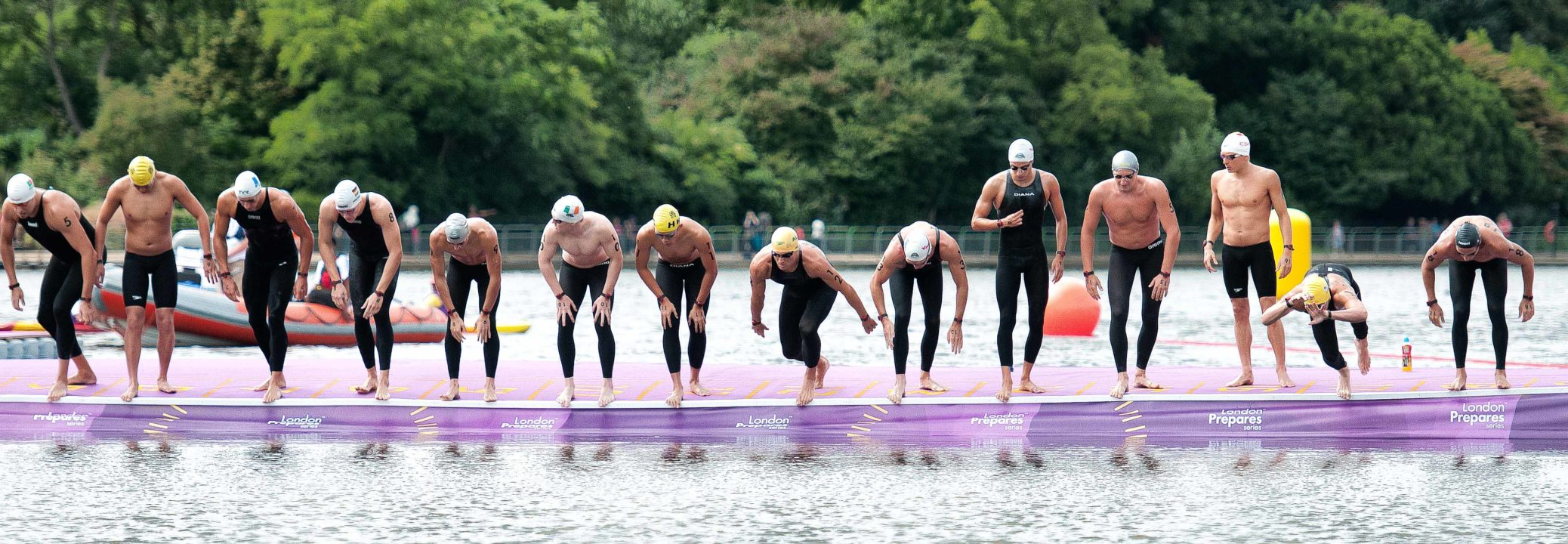 17th European Open Water Swimming Cup Series Kicks off Friday