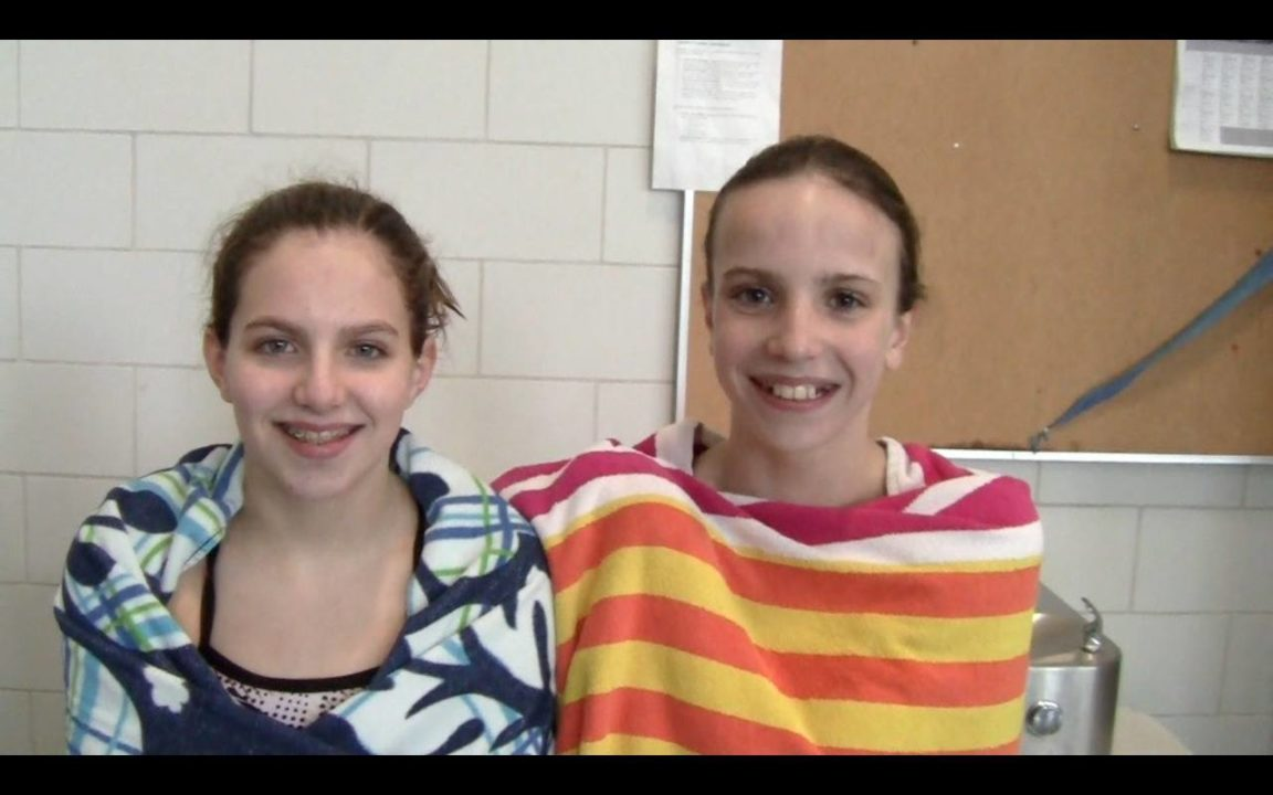 Interview: 4xNAG 10 yr old Record Holder Regan Smith and MN Madison Shimek