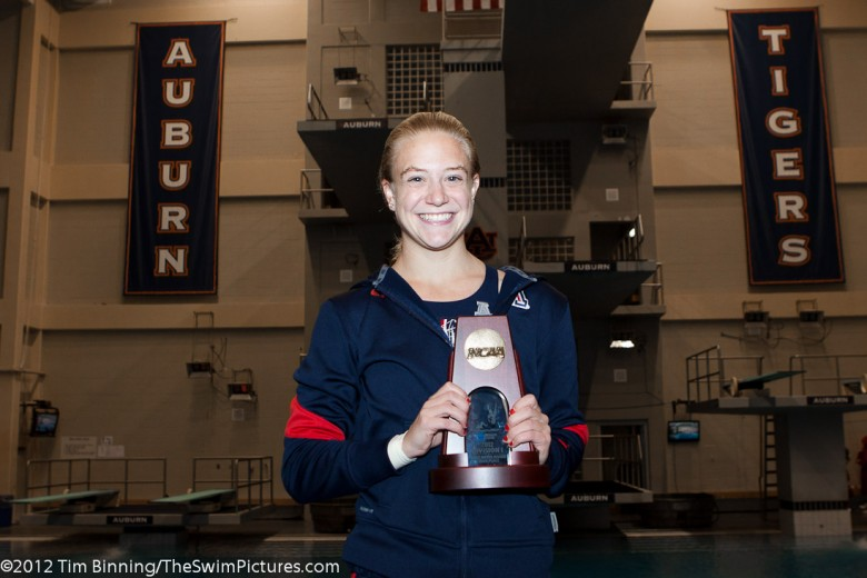 Complete List of NCAA Diving Qualifiers