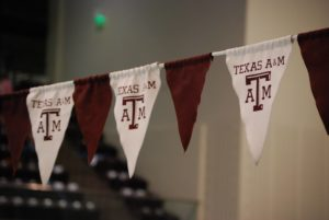2 Aggies Swim Possible Qualifiers in 500 Free at Texas A&M Last Chance