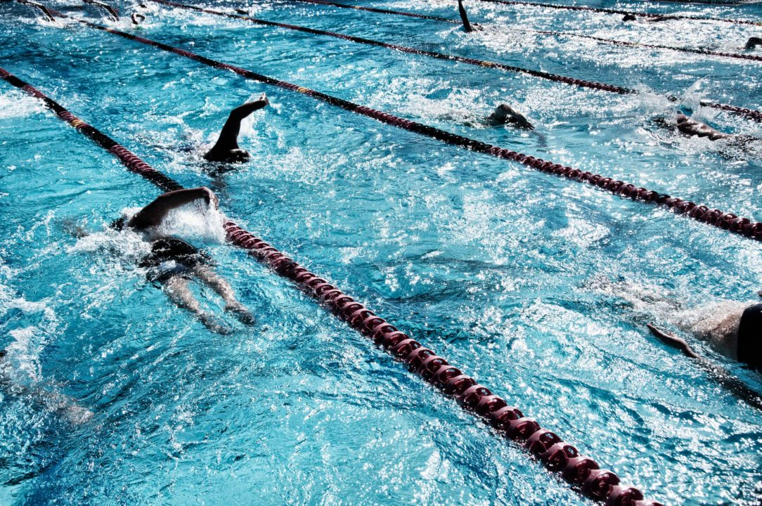 Workout: Lifting the Ceiling for Open Water Swimming