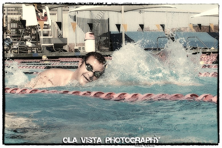 Working on Open Water Swimming Skills in the Pool