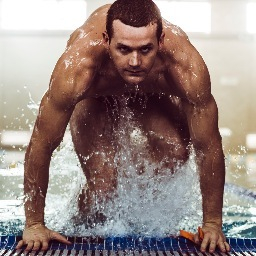 Olympic Swimmer Tyler Clary