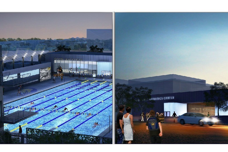 Cal Finalizes Plans for New $15 Million Dollar Aquatics Facility